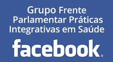 Grupo do Facebook Frente  Parlamentar Práticas Integrativas em Saúde